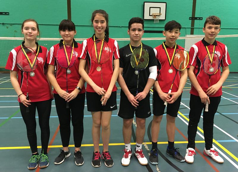 AP are Yr11 London Junior Club League runners up